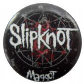Slipknot - 'Maggot' Button Badge